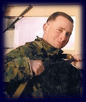 Lance LCpl Matthew A. Snyder